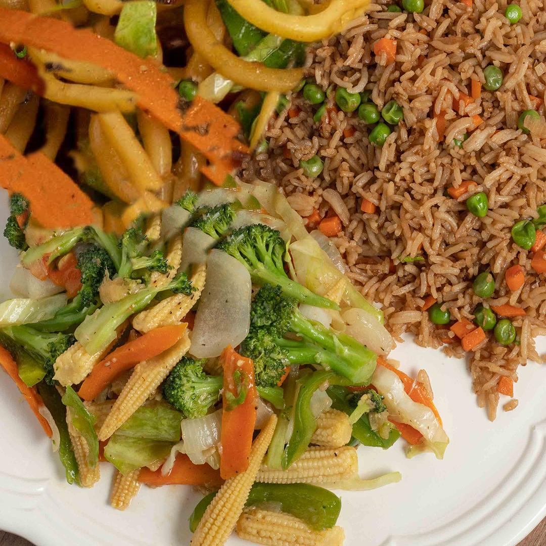 Veggie Asian Bowl