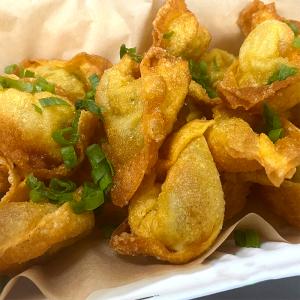Chunkay's Shrimp Fried Wontons